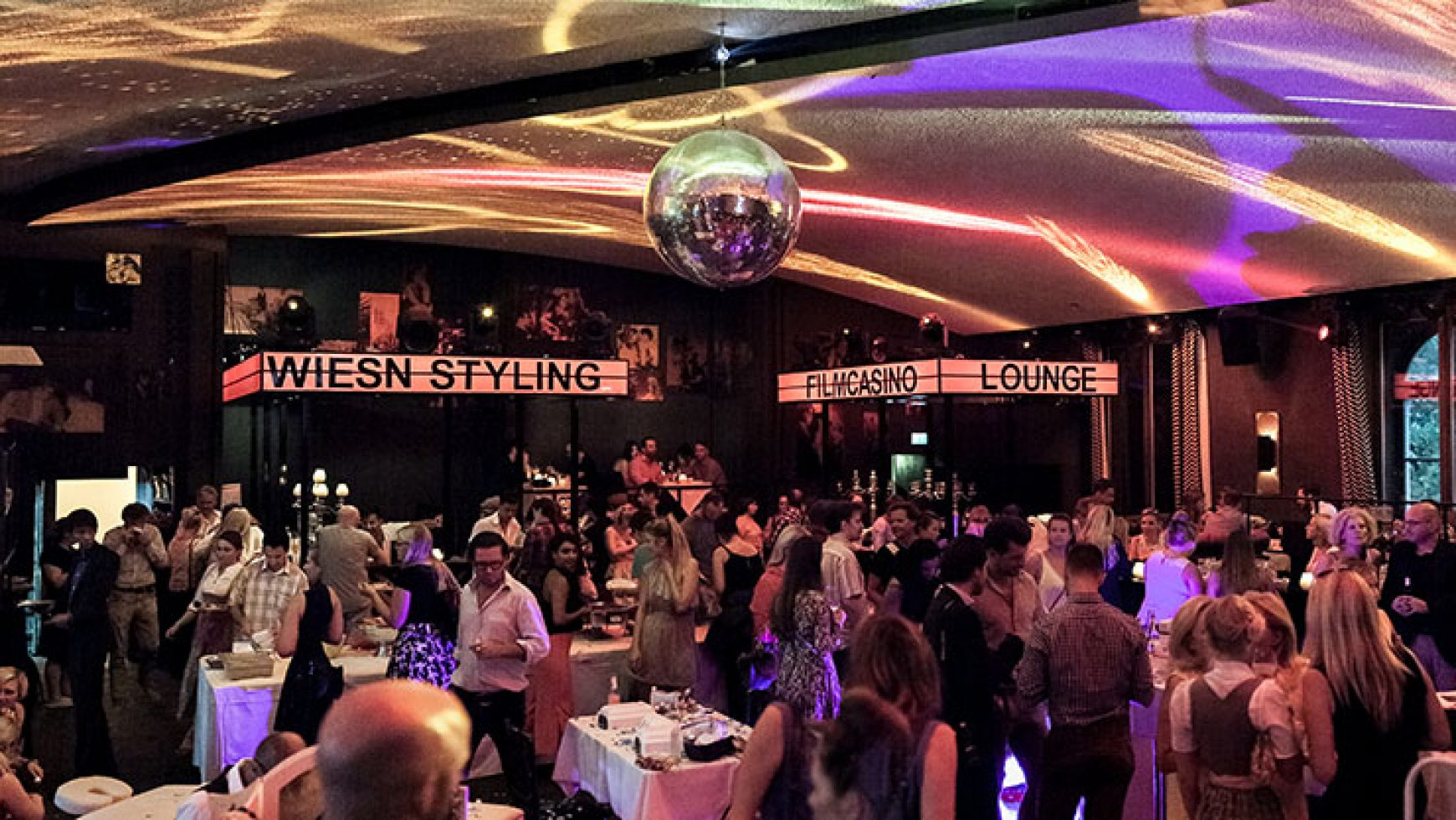 Opening Event zur Wiesn Styling Lounge 2016