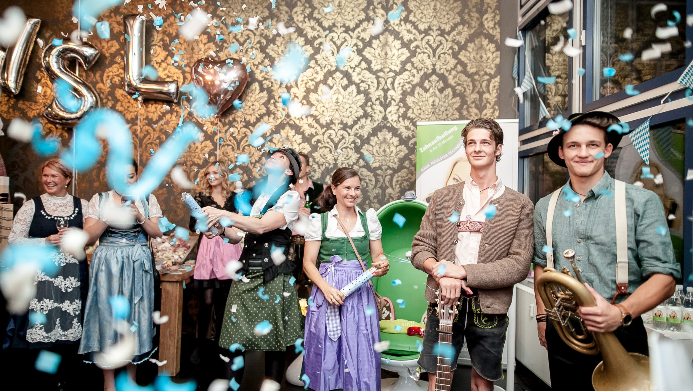 Opening Event Wiesn Styling Lounge 2017